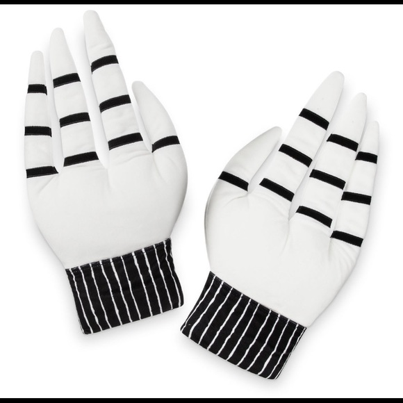 Disney's Jack Skellington Plush Costume Gloves